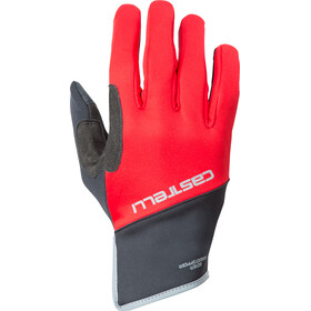 Castelli Scalda Pro Gloves red/black